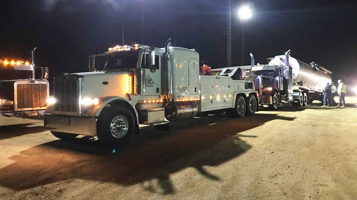 Heavy Towing Shelby County, TX